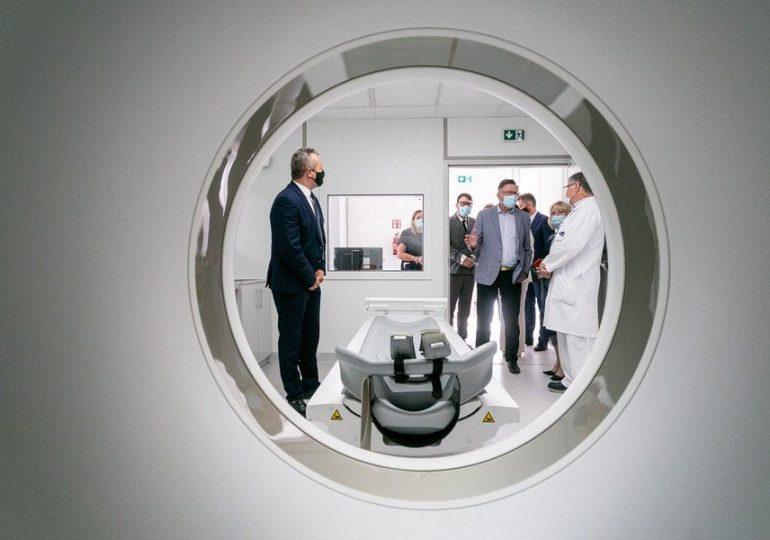Bydgoski Szpital Zakaźny z nowym tomografem komputerowym
