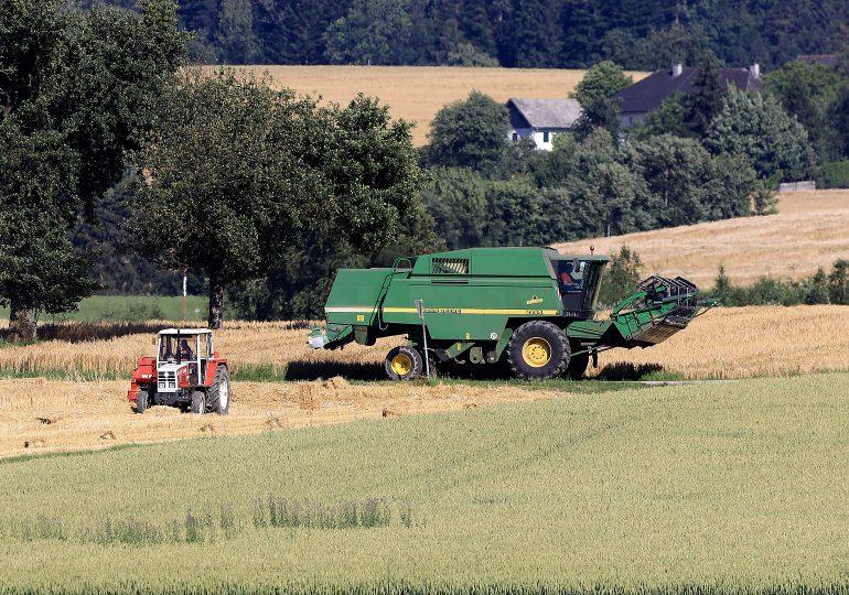 Niebezpieczne maszyny rolnicze. Apel o rozwagę