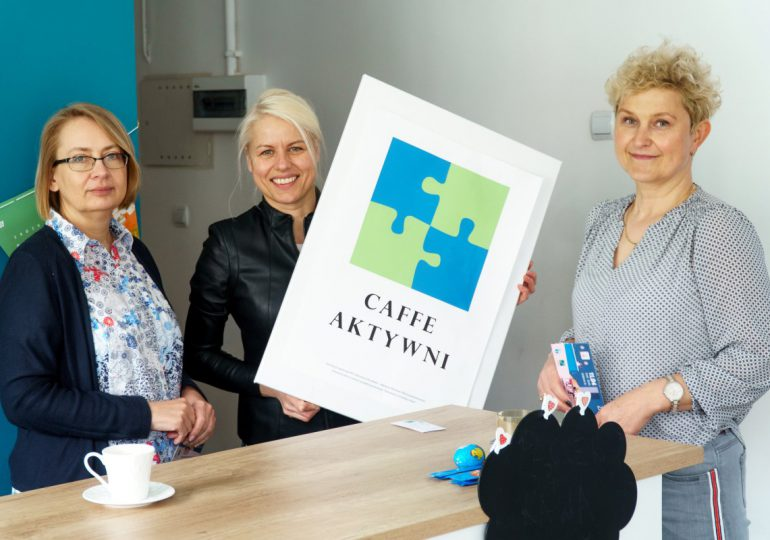 Gdynia: Inkubator pomysłów pomógł połączyć pokolenia w innowacyjnej kawiarni