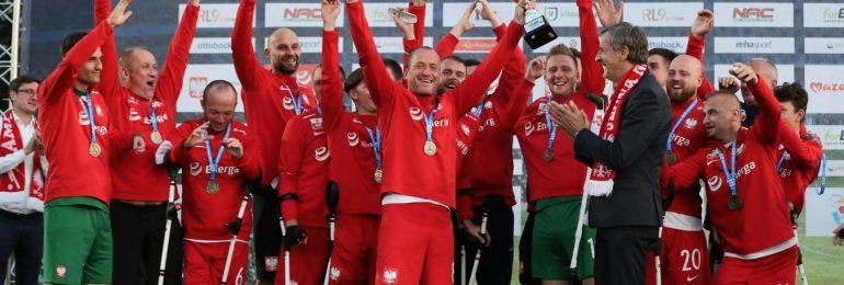 Reprezentacja Polski wróciła do gry! Wielkie piłkarskie święto podczas Amp Futbol Cup