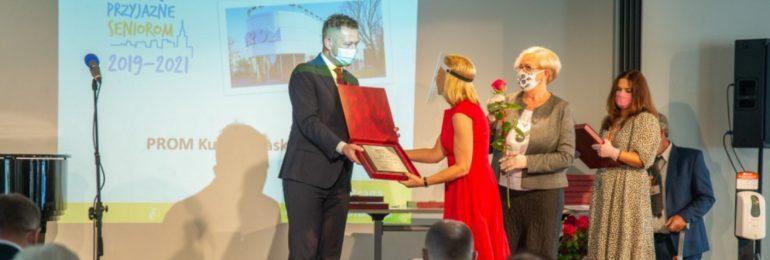 """Warszawa: V Gala Konkursu """"Miejsce Przyjazne Seniorom"""""""