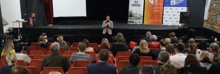 Gdańsk: Konsultacje ws. współpracy miasta z NGO