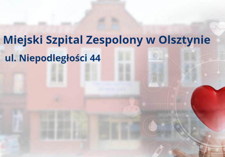 Olsztyn: Szpital Miejski z nagrodą