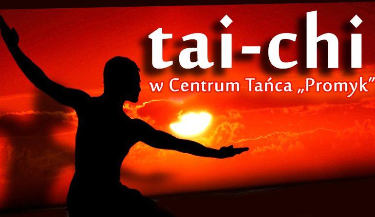 Zrelaksuj się na zajęciach z Tai-Chi