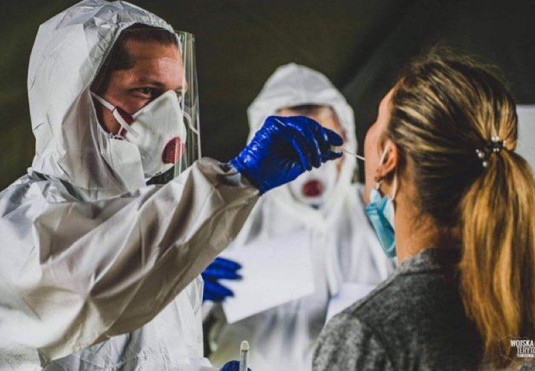Inżynierowie z PGG stworzyli program wspomagający sanepid