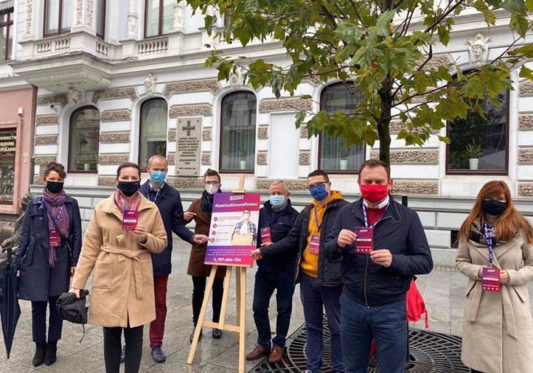 """Łódzcy działacze Lewicy uruchamiają """"koronapomoc"""" dla osób starszych i z niepełnosprawnościami"""