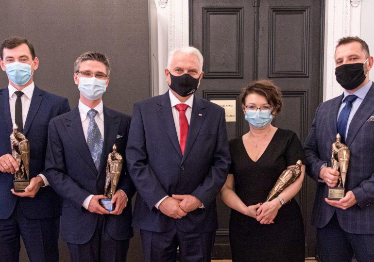 Minister zdrowia przyznał nagrody bł. Gerarda