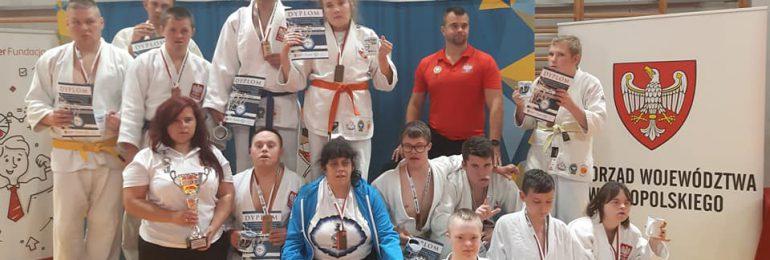 Atak wraca z medalami z Lubonia