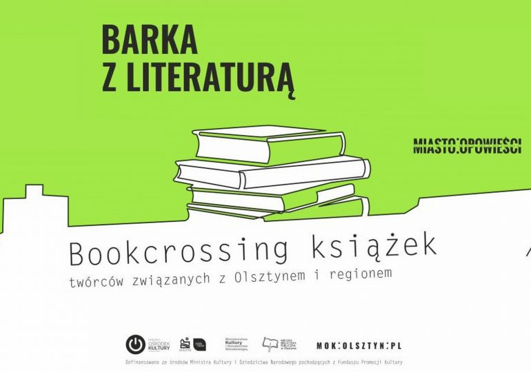 Olsztyn: Podziel się książką!