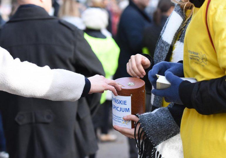 Gdynia: Listopadowa kwesta dla hospicjum inna niż dotychczas