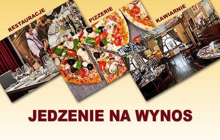 Gdzie zamówić jedzenie na wynos – lista lokali na stronie miejskiej