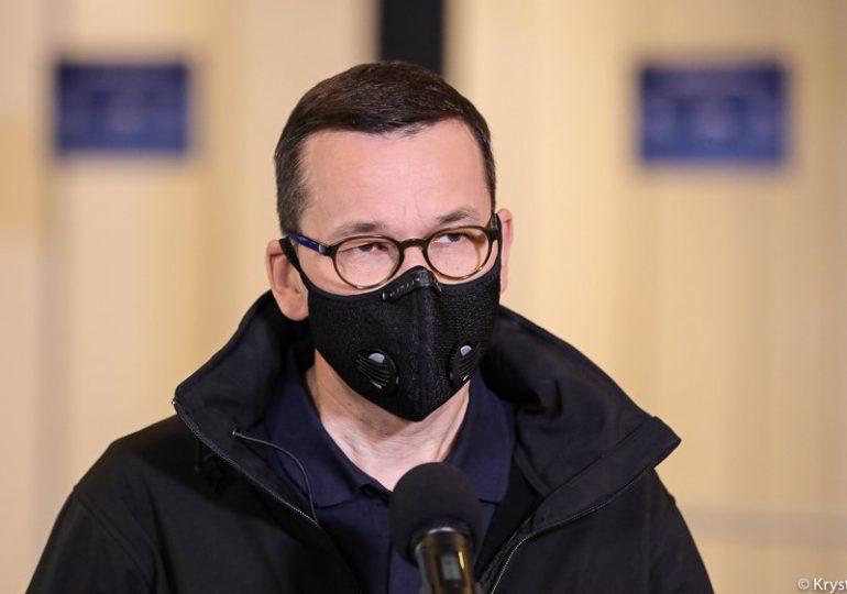 Premier: Przygotowujemy Polskę na tragiczne scenariusze