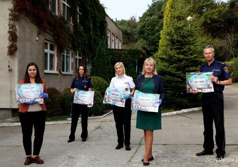 Gdynia: Strażnicy Miejscy dbają o bezpieczeństwo przedszkolaków