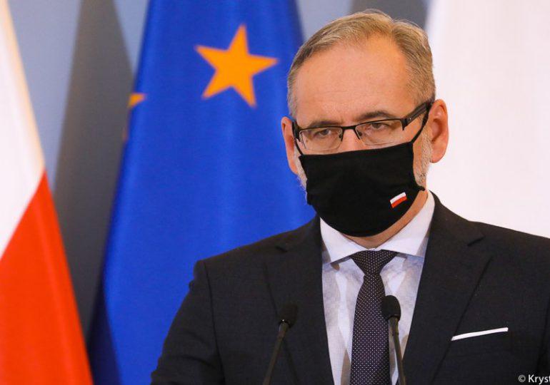 Niedzielski: Regiony wybrane do badań przesiewowych to Podkarpacie, Małopolska i Śląsk