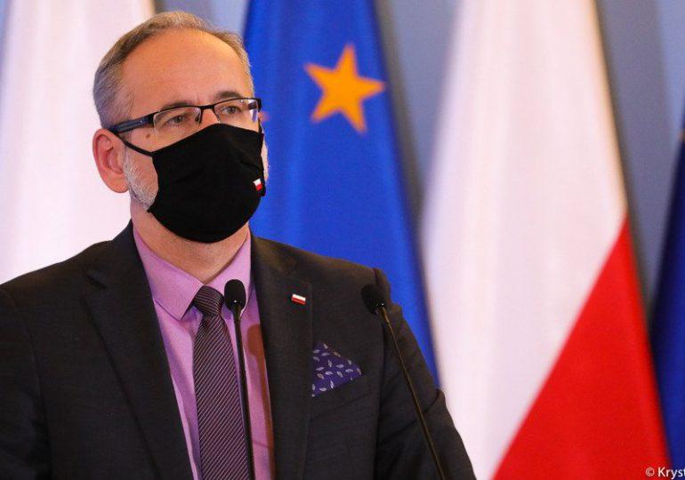 Niedzielski: Rozwiązanie dotyczące ferii ma uchronić przed trzecią falą pandemii