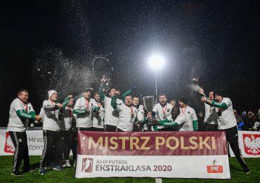 Legia mistrzem Polski. To był wyjątkowy sezon Amp Futbol Ekstraklasy
