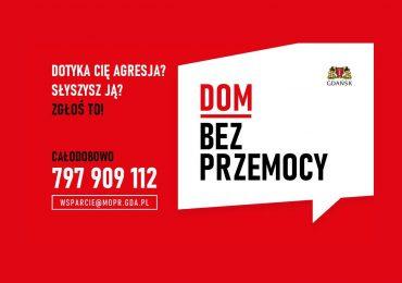 Gdańsk: Dom bez przemocy – gdzie uzyskasz pomoc
