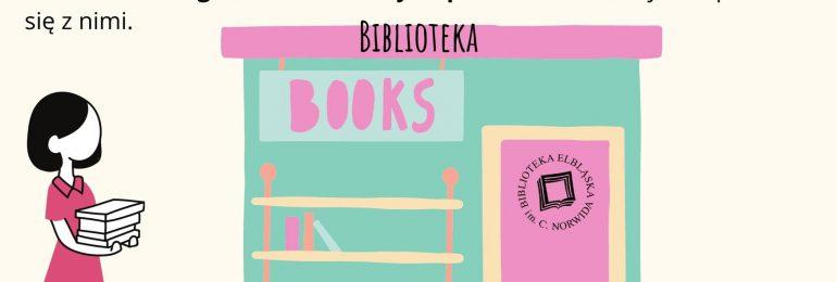 Jak wypożyczyć książki, kiedy biblioteka jest zamknięta?