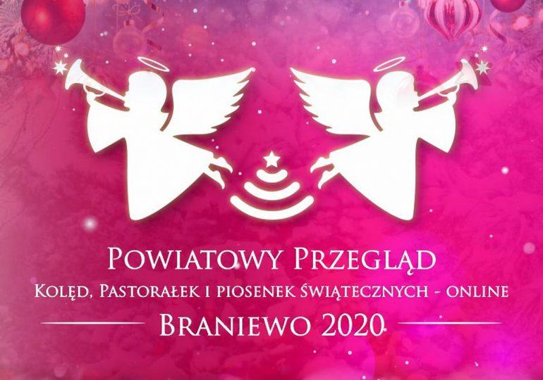 Braniewo: Powiatowy Przegląd Kolęd, Pastorałek i piosenek świątecznych