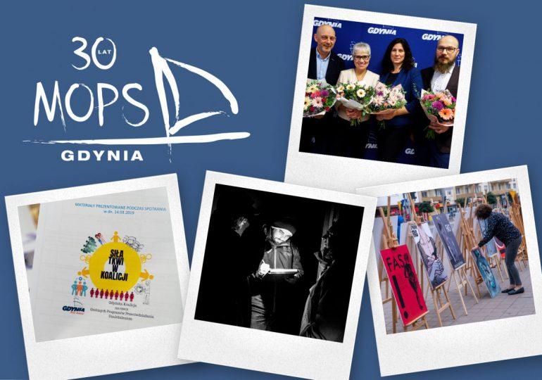 Gdynia: Miejski Ośrodek Pomocy Społecznej wspiera od 30 lat