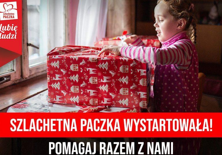 Gdynia: Podaruj Szlachetną Paczkę