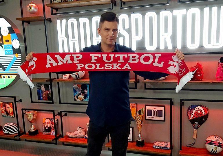 AMP Futbol Polska nawiązało współpracę z Mateuszem Borkiem