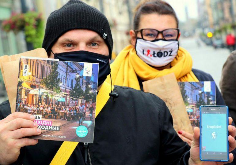 Zwiedzanie Łodzi po polsku, angielsku i ukraińsku bez wychodzenia z domu