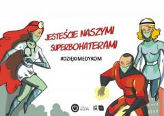 Olsztyn: Szczęśliwy finał akcji #DziękiMedykom