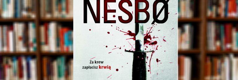 """A. Pietrzyk o książkach: Jo Nesbo """"Macbeth"""""""