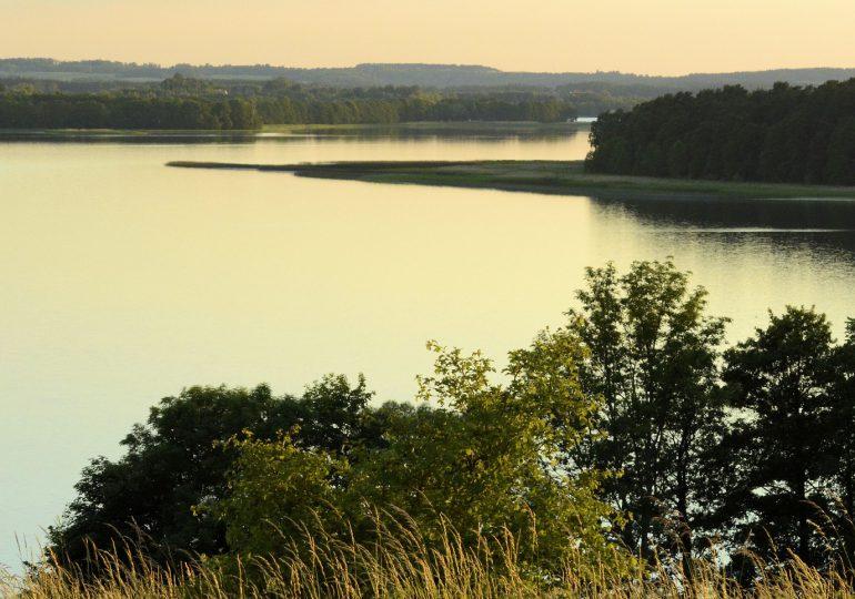 Rowerem wokół Wielkich Jezior Mazurskich