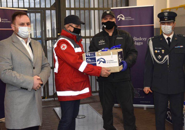 5000 sztuk maseczek ochronnych w walce z pandemią