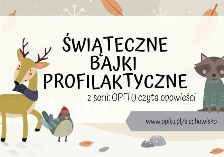 Gdynia: Świąteczne bajki profilaktyczne