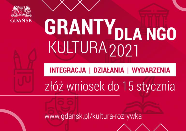 Gdańsk: Trzy konkursy grantowe dla organizacji pozarządowych
