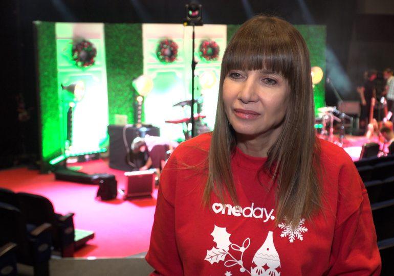 Grażyna Wolszczak wspiera dzieci z domów dziecka
