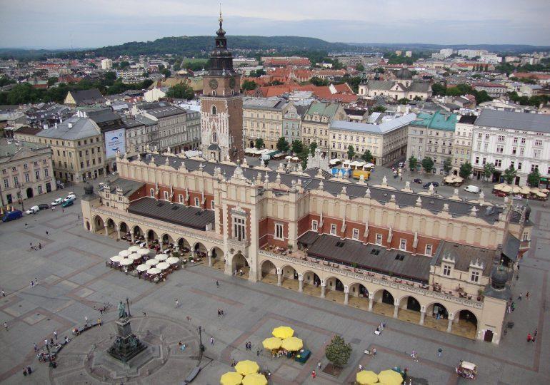 Zwiedzaj Kraków online