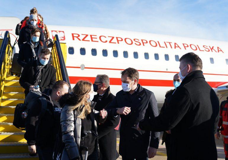 Polscy medycy pomagają testować Słowaków na koronawirusa