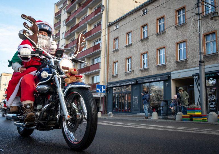 Trójmiasto: Motocykliści pomagali on-line