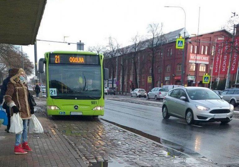 Od dziś kolejne zmiany w komunikacji miejskiej