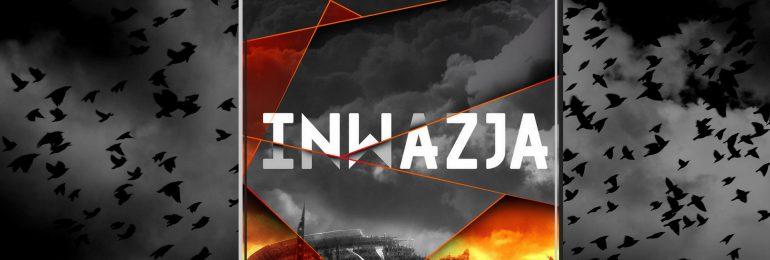 """A. Pietrzyk o książkach: Wojtek Miłoszewski """"Inwazja"""""""