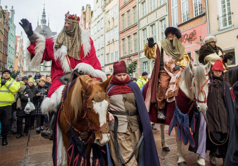 Orszak Trzech Króli w Gdańsku online