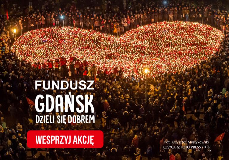 Gdańsk: Podziel się dobrem