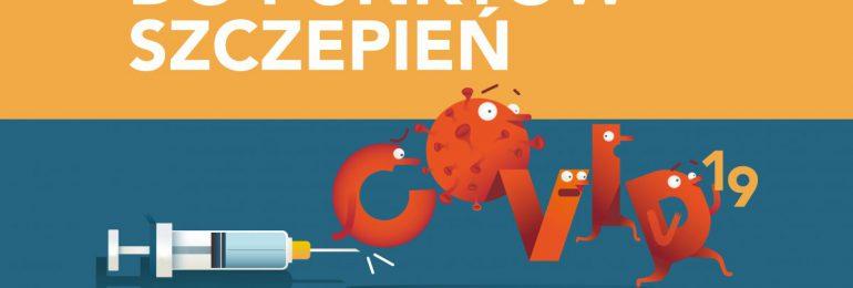 Gdynia: Bezpłatny transport do punktów szczepień