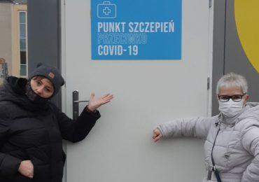 Gdynia: MOPS się szczepi i daje dobry przykład