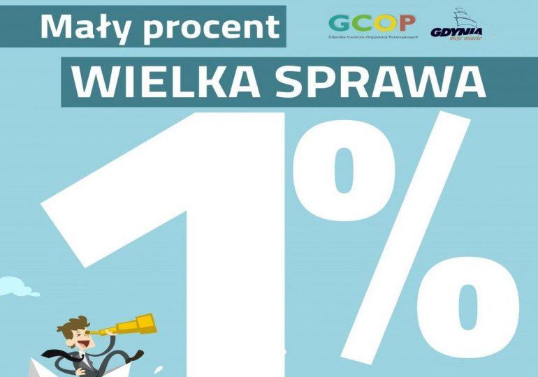 """Gdynia: """"Mały procent - wielka sprawa!"""" - pamiętamy i wspieramy"""