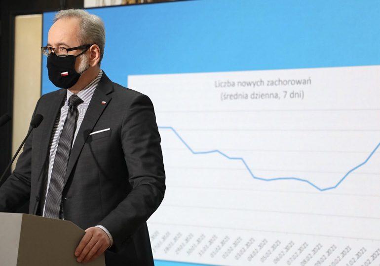 Niedzielski: Nie chciałbym, żeby Krupówki stały się początkiem trzeciej fali pandemii w Polsce