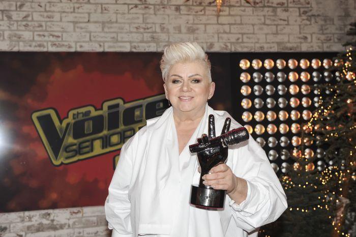 """Barbara Parzeczewska zwycięzcą """"The Voice Senior""""!"""