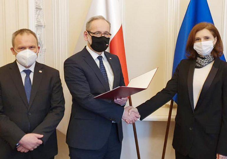 Ewa Krajewska powołana na stanowisko Głównego Inspektora Farmaceutycznego