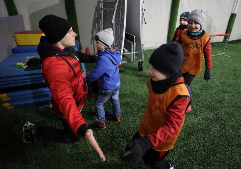 Gdańsk: Nikogo nie wykluczamy - treningi dla dzieci niepełnosprawnych