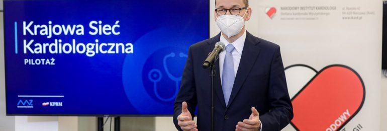 Na Mazowszu ruszy pilotaż Krajowej Sieci Kardiologicznej