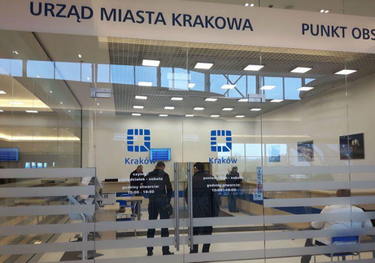 Kraków: Więcej spraw załatwisz bezpośrednio w urzędzie